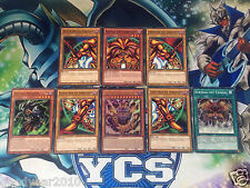 YU-Gi-Oh Exodia completa ldk2-dey04-dey08 + inkarnatision + trattato + Exodia Necross