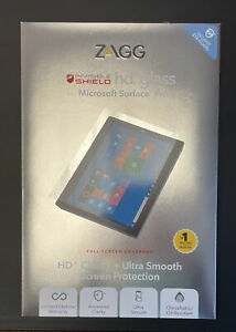 ZAGG InvisibleShield HD Glass Screen Protector for Microsoft Surface Pro 4
