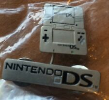 Nintendo DS Promotional Pin - USA SHIPPED
