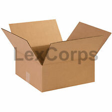 25 Qty 14x14x6 SHIPPING BOXES LC Mailing Moving Cardboard Storage Packing