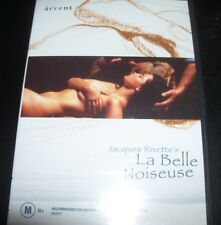 La Belle Noiseuse (Jacques Rivette's) (Australia Region 4) DVD - New