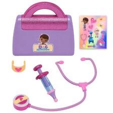 Disney Doc McStuffins Doctor's Bag Set Costume Accessory Stethoscope Syringe