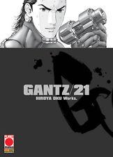 manga GANTZ N. 21 - NUOVA EDIZIONE - nuovo panini planet - italiano