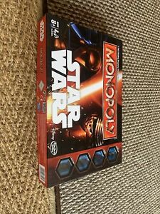 Star Wars Monopoly 2015 edition - unopened in shrink wrap