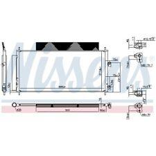 Nissens Kondensator Klimaanlage Klimakondensator Klimakühler 940737