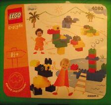 Lego DUPLO 4080 Explore Brick Set Complete No Plans & Bucket Not Included