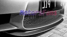 Carbon Fiber Front Lip Spoiler splitter for BMW E93 E92 E90 M3 bumper 08-13 b069
