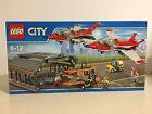 LEGO CITY 60103 nuovo SCATOLA DANNEGGIATA SHOW AEREO ALL'AEREOPORTO - AIR SHOW