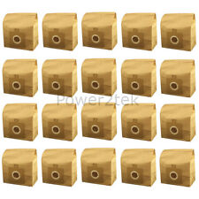 20x U59 Vacuum Cleaner Bags for Electrolux Z3319 A3380 ALFATEC Hoover NEW