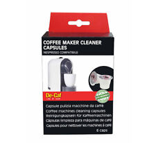 NESPRESSO Coffee Maker Cleaning Capsules
