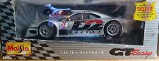Maisto Mercedes CLK-GTR Warsteiner 1:18 Die Cast Race Car