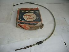 1948-1951 Ford F2 F3 Pickup / Truck Rear Parking Brake Cable