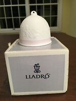 New in Box! Vintage 1991 LLADRO PORCELAIN #7613 SPRING BELL Collectors Society
