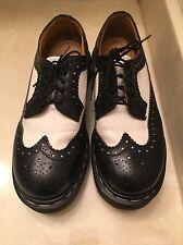 Mens Vintage Made In Uk Dr Martens Wingtip Shoes Size Usa 6