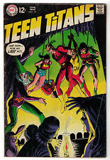 DC Comics TEEN TITANS Issue 19 And Now For My Last Act VG+
