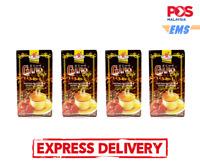4 Box Gano Cafe 3 in 1 Coffee Ganoderma Extract Reishi Halal + Free Shipping