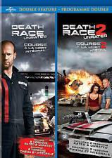 Death Race/Death Race 2 (Aws)  DVD NEW
