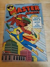 New ListingMaster Comics 123 Vg Captain Marvel Jr