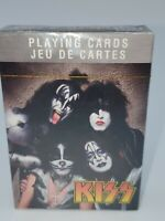 NEW KISS Poker Sized Playing Cards New Sealed