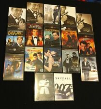 Entire 007 James Bond Collection DVD