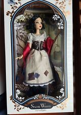 """Disney Store Snow White Limited Edition of 6500 17"""" Doll LE 2017"""