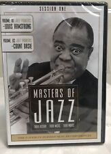 Masters Of Jazz DVD. New