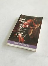 Eric Carmen Hungry Eyes Cassette Single NEW FACTORY SEALED MINT RARE!