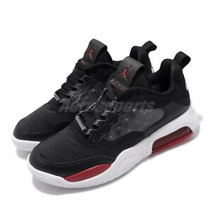 Nike Jordan Max 200 Black Red Air Men Casual Lifestyle Sports Shoes CD6105-006