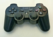 Official Sony Playstation 3 PS3 Black Six Axis Wireless Controller Control Pad