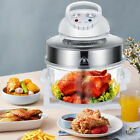 Best Halogen Ovens - 17L Glass Air Fryer Infrared Halogen Convection Oven Review