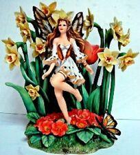 Rhapsody of Flowers  Nene Thomas Flower Fairy  Figurine