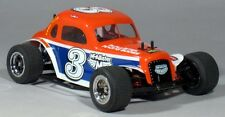 Oswego Modified Coupe, Clear RC car body for Losi Mini's #251