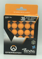 NERF Rival Precision Battling Overwatch Balls 30x High-Impact Rounds Refill Pack