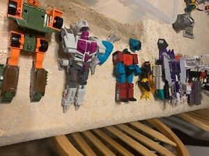 Vintage Transformers Collection
