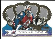 1999-00 Crown Royale card 39 Patrick Roy #18/73 NM-MT