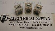 LOT OF THREE(3)  Circuit Breaker Lugs BA750CT  750 - 250 MCM  (2)250MCM - 3/0