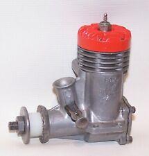 "Excellent 1959 Fox .35 ""Rocket"" Control Line Model Airplane Engine"