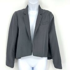 Sparkle & Fade Olive Open front cardigan size M