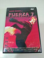 Forza 7 Chuck Norris Regione All DVD Spagnolo Inglese