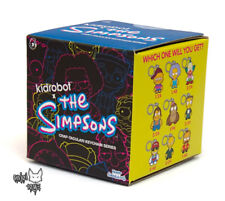 The Simpsons Crap-Tacular Keychain Series - One(1) New Sealed Blind Box