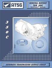 ATSG 44400 GM TH350C 1969-86 Transmission Repair Manual in MINI CD