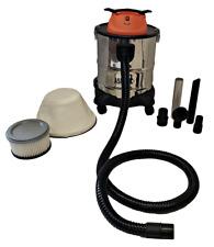 Pellethead Ash Vacuum Pro New 2020 Design for Fireplaces, Pellet Stoves, Grills