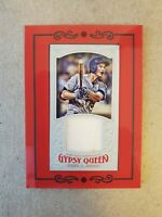 2016 Topps Gypsy Queen Mini Relics Corey Seager Bat RC Rookie #GMR-CSE Dodgers