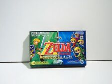 Zelda no Densetsu Kamigami no Triforce Nintendo Game Boy Advance GBA Jap