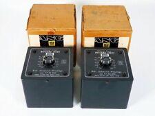 TANGO FT-50-600 Set of 2 Transformer Amp Vintage Original