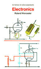 ELETTRONICA da Roland Worcester LIBRO - (1971) teoria tubo a vuoto Inc