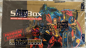 1993 SKYBOX ULTRAVERSE COMIC TRADING CARDS FACTORY SEALED BOX MINT