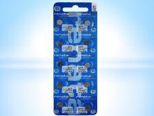 10 x Renata 377 V377 SR626SW SR66 AG4 24mAh 1,55V Knopfzelle Uhrenbatterie