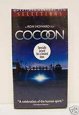 COCOON,  JESSICA TANDY,  HUME CRONYN,  DON AMECHE, VHS