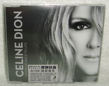 Celine Dion Loved Me Back To Life 2013 Taiwan Single CD w/sticker